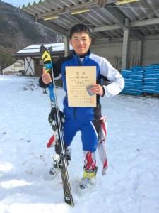 スキー部中学 - コピー