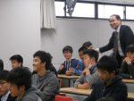 横山カウンセラーの講話②