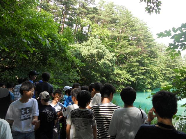 中1林間学校!